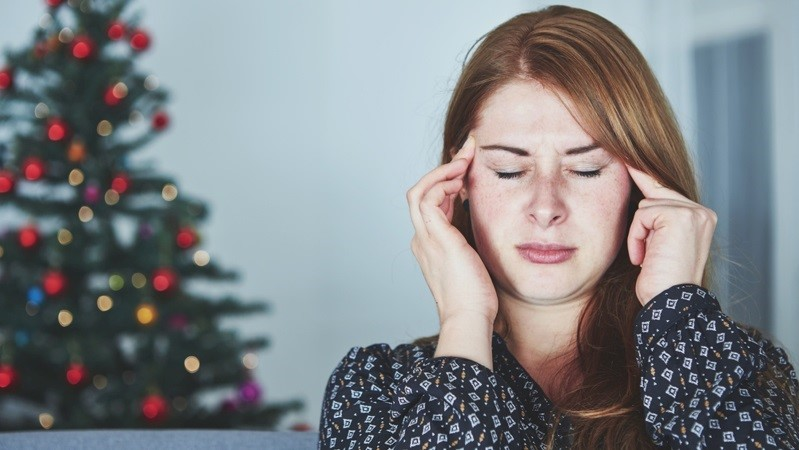 FIGHTING HOLIDAY STRESS WITH MASSAGE