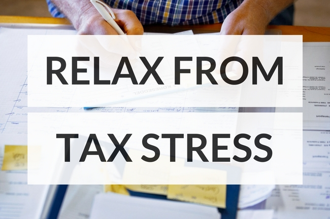 HOW TO SURVIVE TAX SEASON