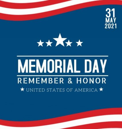 Memorial Day CC